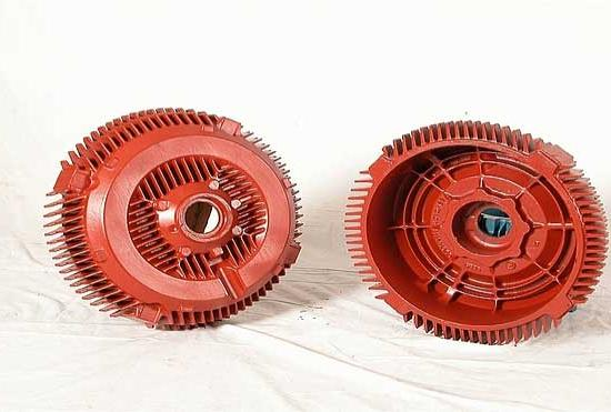 Electric Motor Parts & Engineering Components